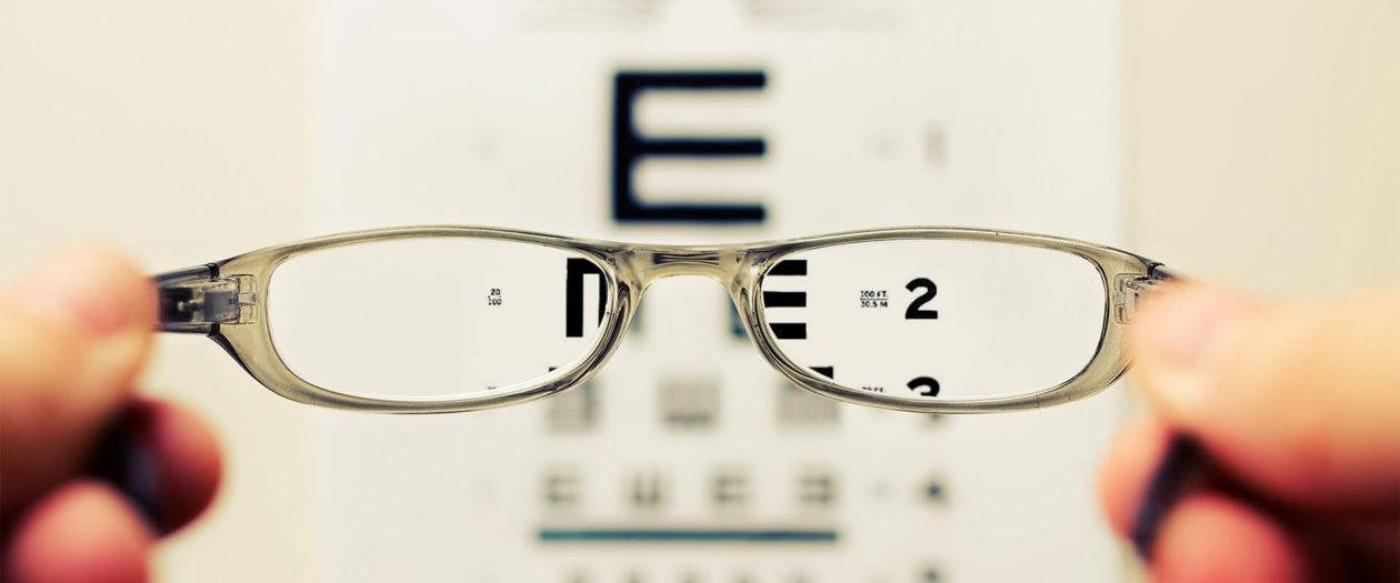 Porque devo fazer uma consulta aos meus olhos?